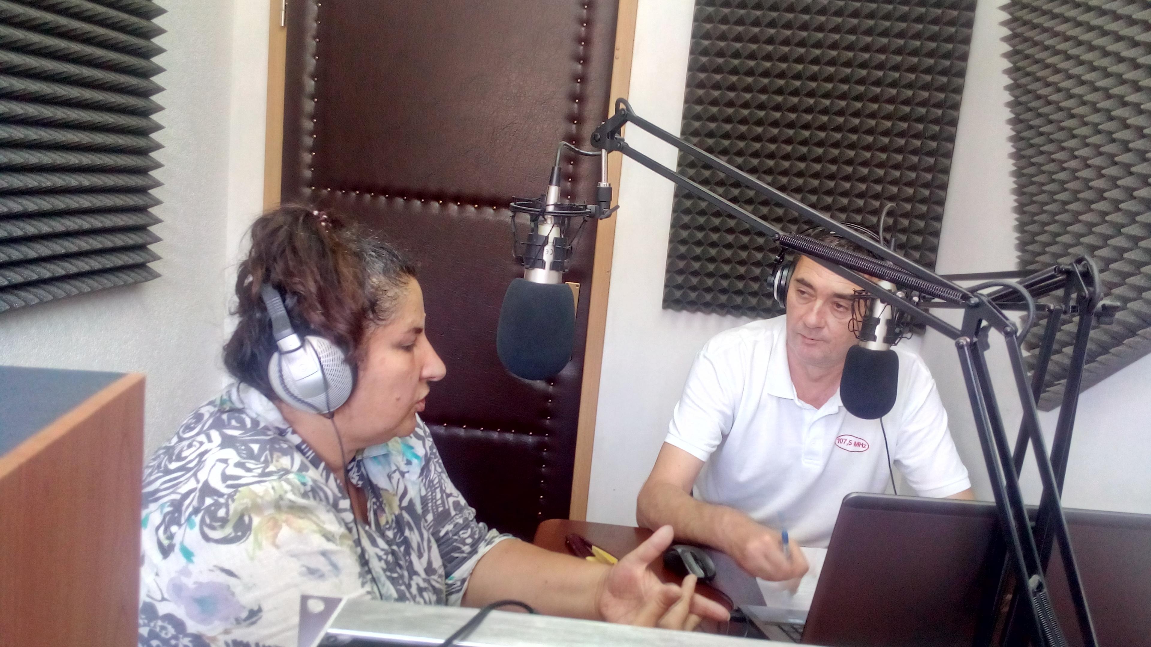 Gošća Jutarnjeg programa Mostarske panorame Sandra Jovanović, psiholog u Centru za mentalno zdravlje Mostar